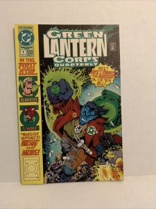 Green Lantern Corps Quarterly #1