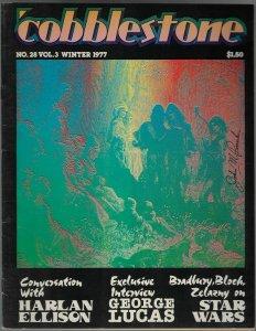 Cobblestone No. 28 Vol 3 (1977) - George Lucas