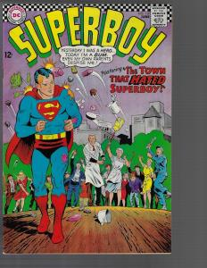 Superboy #139 (DC. 1967) NM-