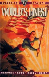 Batman and Superman: World's Finest Trade Paperback #1, VF+ (Stock photo)