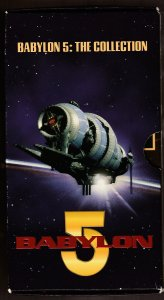 Babylon 5 Season 1 VHS Box Set FREE SHIP