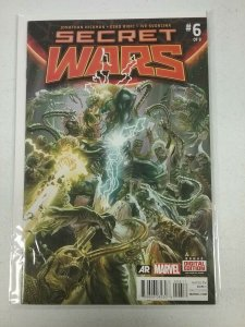 Secret Wars #6 2015 Marvel NW48