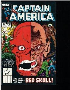 Captain America #298 (Marvel, 1984)