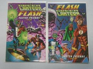 Green Lantern Flash Faster Friends Set: #1-2 6.0 FN (1997)