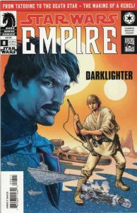 Star Wars: Empire #8 VF/NM; Dark Horse | save on shipping - details inside