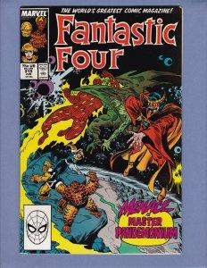 Fantastic Four #315 Morbius Marvel 1988