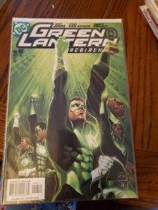 Green Lantern: Rebirth #6 (2005)