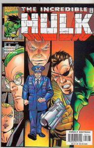 Hulk #16 (Jul-00) NM+ Super-High-Grade Hulk, Bruce Banner