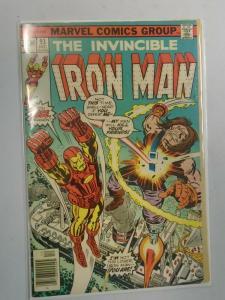Iron Man #93 (1976 1st Series) 4.0/VG