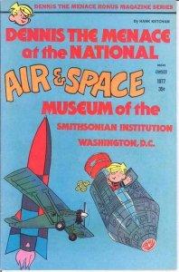 DENNIS THE MENACE  BONUS MAGAZINE 167 VF-NM   Jun. 1977 COMICS BOOK