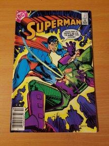 Superman #412 ~ NEAR MINT NM ~ 1985 DC COMICS