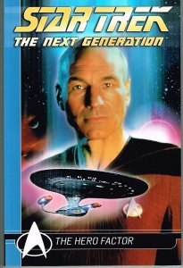 Star Trek Next Generation: The Hero Factor  (2005) TP