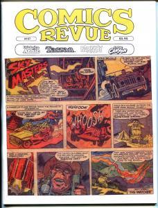 Comics Revue #167 2000-Kirby & Wood-Sky Masters-Phantom-Modesty Blaise-Tarzan-VF