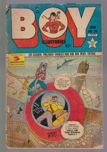 Boy Comics #78 (June 1952) 1.5 FR/GD Lev Gleason Crimebuster