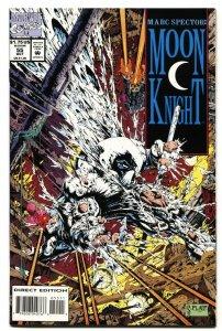 MARC SPECTOR MOON KNIGHT #55 1st STEPHEN PLATT art NM-
