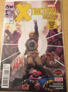 X-tinction Agenda #1 Secret Wars