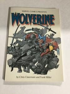 Wolverine By Chris Claremont And Frank Miller Nm Near Mint Marvel SC TPB