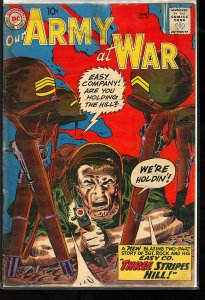 Our Army at War #90 (1960)