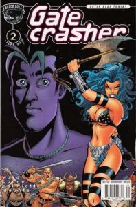 Gatecrasher (Aug 2000 series) #2, NM- (Stock photo)