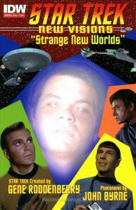 Star Trek (5th Series) Annual #2013 (2nd) VF/NM; IDW   save on shipping - detail