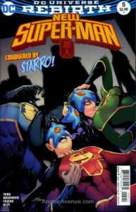 New Super-Man #5 VF/NM; DC | save on shipping - details inside