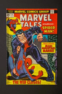 Marvel Tales Spider-Man #54 October 1974