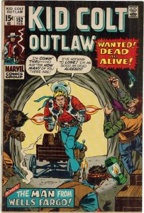 Kid Colt Outlaw #152 Herb Trimpe FN