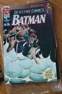 Detective #663 DC 1993 NM