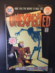 The Unexpected #163 (1975)