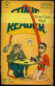 The Comic Reader Fanzine #146 1977- Superman cover G