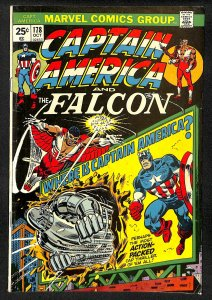 Captain America #178 (1974)