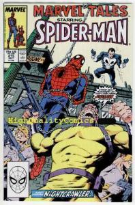 MARVEL TALES #215, NM, Spider-man, Punisher,Ross Andru, more Spidy in store