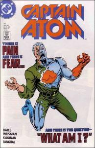 DC CAPTAIN ATOM (1987 Series) #32 VF