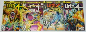 Urth 4 #1-4 VF/NM complete series - continuity comics - neal adams set lot earth