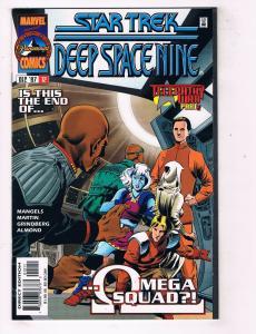 Star Trek Deep Space Nine #12 NM Marvel Comics Comic Book Dec 1997 DE44