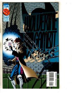 7 X-Men Marvel Comic Books Wolverine Gambit # 1 2 3 4 Jeopardy 1 + Doop 1 2 CR58