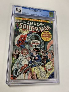 Amazing Spider-man 131 Cgc 8.5 Ow/White Pages Marvel Bronze Age