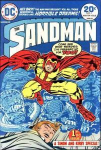 Sandman (1974 series) #1, Fine- (Stock photo)