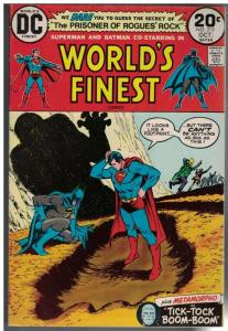 WORLDS FINEST 219 FN-  Oct. 1973