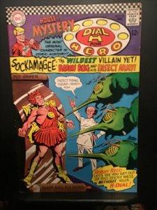 House of Mystery #163 (1966) high-grade dial H for hero! John Jones! VF/NM Wow!