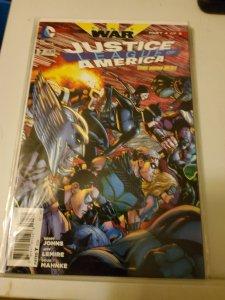 Justice League of America #7 (2013)