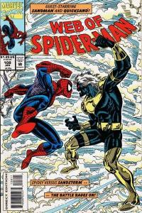 Web of Spider-Man (1985 series) #108, NM- (Stock photo)