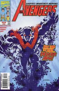 Avengers (Vol. 3) #3 VF/NM; Marvel | save on shipping - details inside