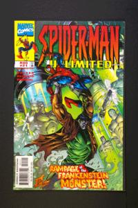 Spider-Man Unlimited #21 August 1998