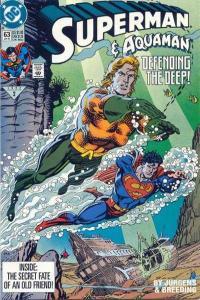 Superman (1987 series) #63, NM- (Stock photo)