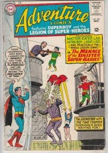 Adventure Comics #338 (Nov-65) FN+ Mid-High-Grade Legion of Super-Heroes, Sup...