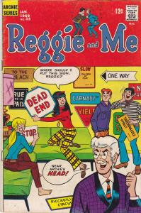 Reggie and Me #33