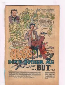 House Of Secrets #104 PR DC Comics Comic Book Jan 1973 Horror DE36