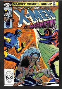 The Uncanny X-Men #150 (1981)