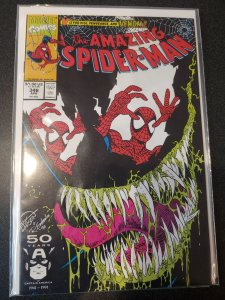 The Amazing Spider-Man #346 VENOM